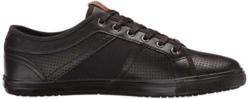 Ben Sherman Mens Madison Perf Sneaker Black KANHzRbw