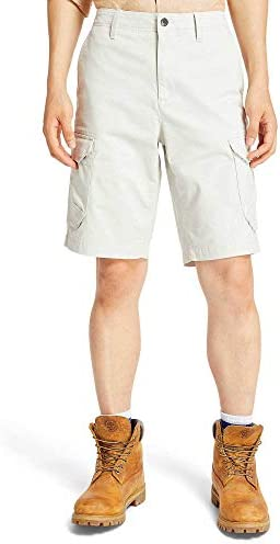 Timberland Tarleton Lake Stretch Twill Short Relax M: Amazon