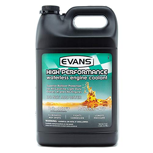 EVANS-Cooling Systems EC53001 High-Performance Waterless Engine Coolant