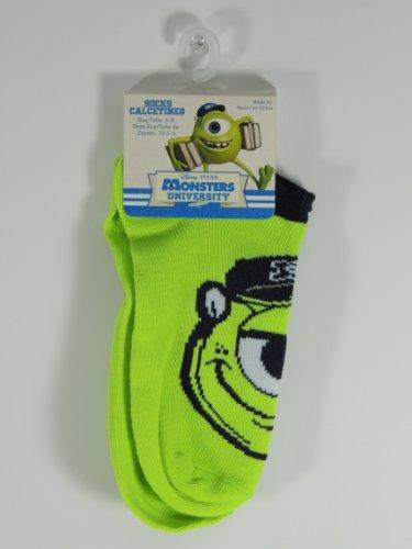 Pixar Monster University Ankle Socks
