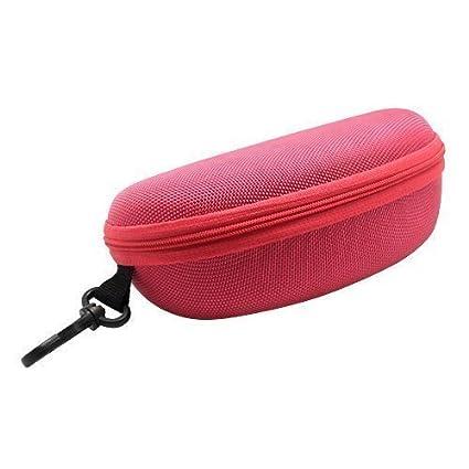 Accessotech–Gafas de sol Gafas de Lectura Bolsa Caja de cremallera duro bolsa Travel Pack qCV4lpCT