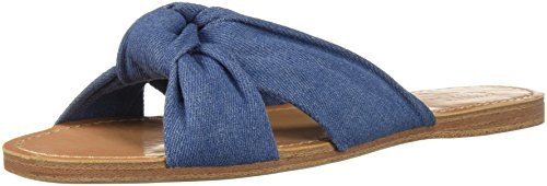 G.H. Bass & Co. Women's Sophie Sandal, Denim, 80 Medium for sale  Delivered anywhere in USA