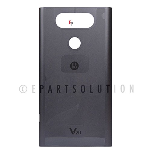 ePartSolution_LG V20 F800L H910 H915 H990 LS997 US996 Housing Battery Door Back Cover + NFC Titan Gray Replacement Part