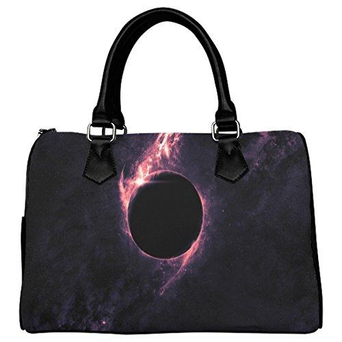 Jasonea Women Boston Handbag Top Handle Handbag Satchel Unknown Destiny Basad109825