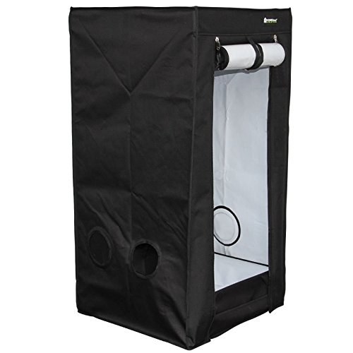 Homebox Evolution Q60 Grow Zelt – 60 cm x 60 cm x 120 cm