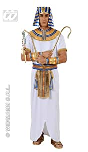 Disfraz de Faraon Tutankamon Adulto - Talla M