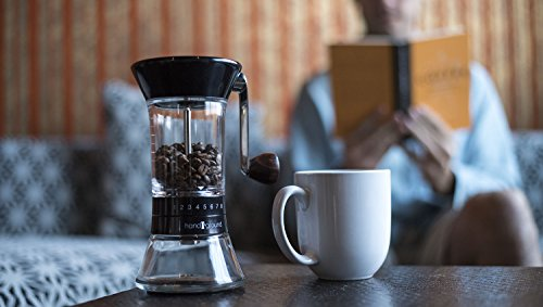 Handground Precision Coffee Grinder Manual Ceramic Burr