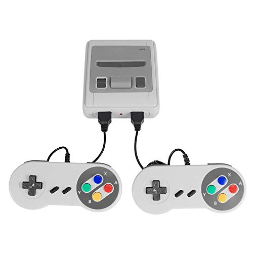 Widewing Rrtro Game Console Built in 621 Games Childhood Retro Mini Classic HDMI 8 Bit Video Games Handheld Gaming Player New SFC Compatible with Nintendo ()