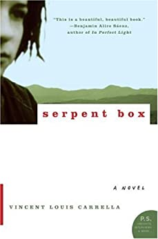 Serpent Box: A Novel by [Carrella, Vincent Louis]
