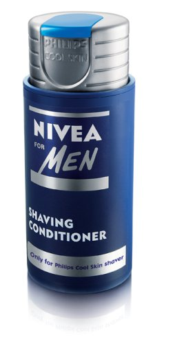 Philips Norelco HS8000 Nivea for Men Shaving Conditioner Refill Pack (Pack of 3)