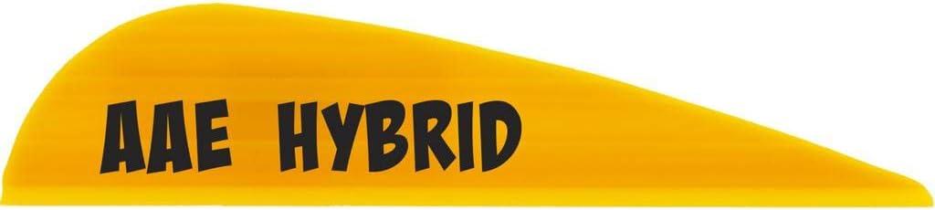 AAE Hybrid Vane 2.0 Sunset Gold 100 pk.