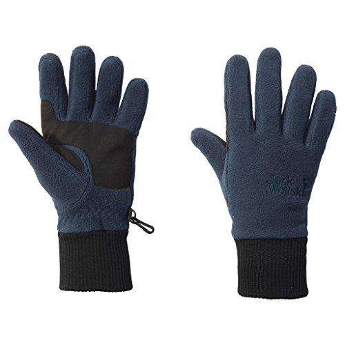 Jack Wolfskin Kids' Easy Entry Windproof Winter Mitten Gloves - Azalea Red,...