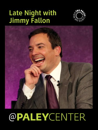 Late Night with Jimmy Fallon: In Conversation with Brian Williams: Live at the Paley Center / Amazon Instant Video