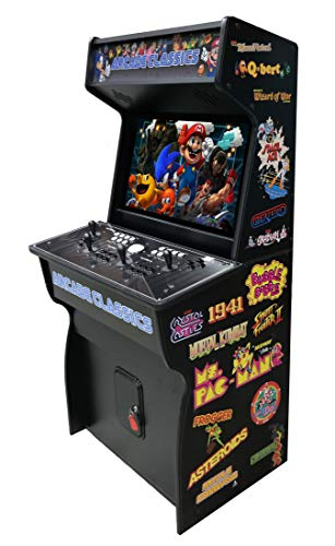 Classic Upright Arcade Machine / Mame Entertainment System