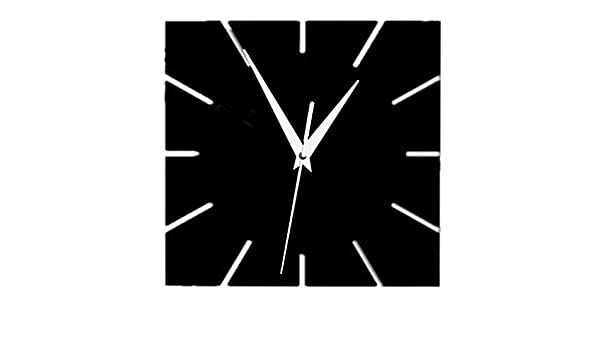 Amazon.com: EverTrust(TM) new arrival wall clock design Europe clocks reloj de pared quartz watch living room needle europe stickers large decorative: Home ...
