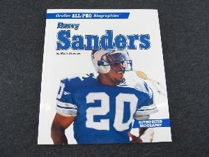 Barry Sanders (Grolier All-Pro Biographies)