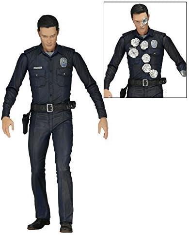 "Series 1-7/"" Scale Action Figure T-1000 NECA Terminator Genisys"