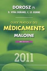 Guide pratique des médicaments 2011