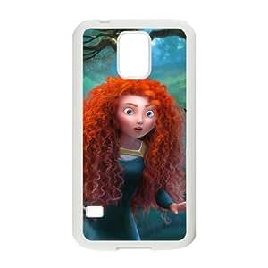 Samsung Galaxy S5 I9600 Csaes phone Case Brave YGCS91926