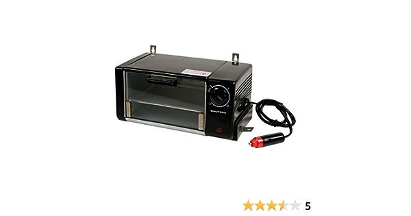 Lampa - Micro horno portátiles viajes en coche campista 12v