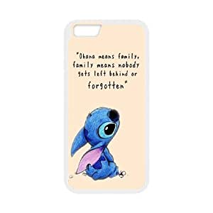 "Mystic Zone Lilo and Stitch Cover Case For Apple Iphone 6,4.7"" screen Cases SB4575569"