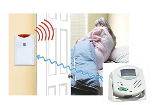 Motion Sensor with Remote Alarm - Includes Kerr Absorbent Protector Pads