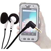 Get DURAGADGET Premium In-Ear Design Headphones With Less Loss & Deep Bass For Panasonic Toughpad FZ-X1 & Toughpad... dispense