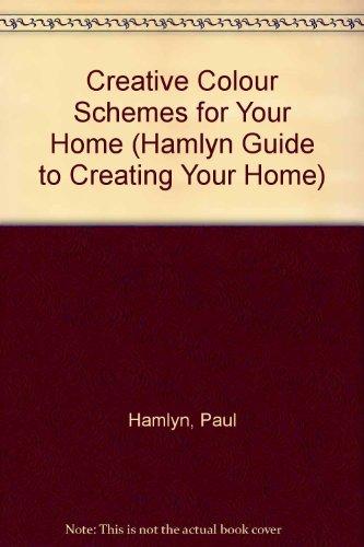 Descargar Libro Creative Colour Schemes For Your Home Paul Hamlyn