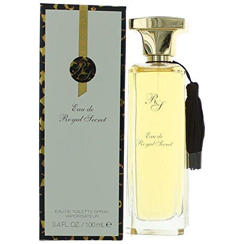 Eau De Royal Secret By Five Star Fragrances 3.4 oz Eau De To