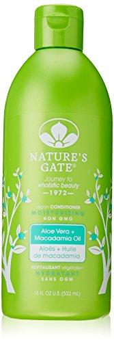 Nature's Gate Moisturizing Conditioner - Aloe Vera - 18 oz - 2 pk