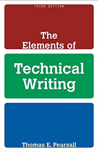 Elements of Technical Writing, The,  Plus MyLab Writing -- Access Card Package (3rd Edition) (Elements Of Technical Writing)