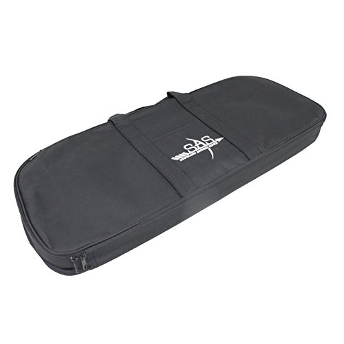 Southland Archery Supply SAS Premium Recurve Takedown Bow Case with Pre-Cut Foam