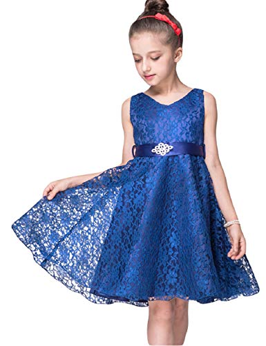 Gorgeous Elegant Long Wedding Party Bridesmaid Princess Gown Pageant Dress,Royal Blue,12 -