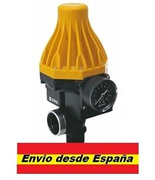 PRESSCONTROL PRESSDRIVE ESPA PARA BOMBA DOMESTICA (press control) prescontrol