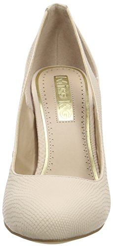 Miss KG Bernadette, Women's Closed-Toe Pumps Beige (Nude)