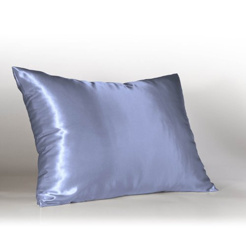 sweet-dreams-luxury-satin-pillowcase-with-zipper-standard-size-jewel-blue-silky-satin-pillow-case-fo