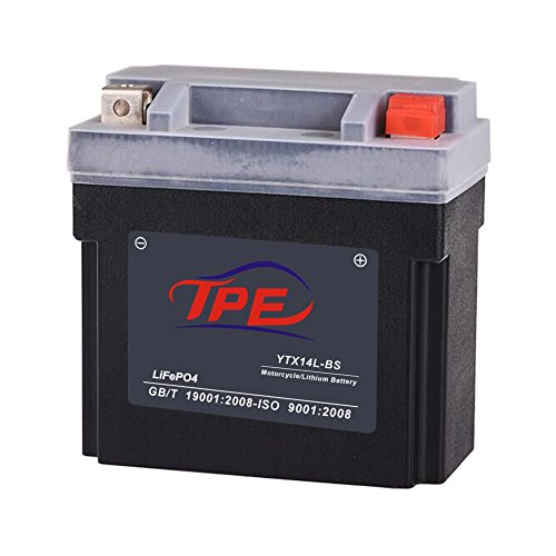 12V Lithium Motorcycle Battery - 4