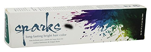 Sparks Long Lasting Bright Hair Color, Purple Passion 3 oz (Best Demi Permanent Purple Hair Color)