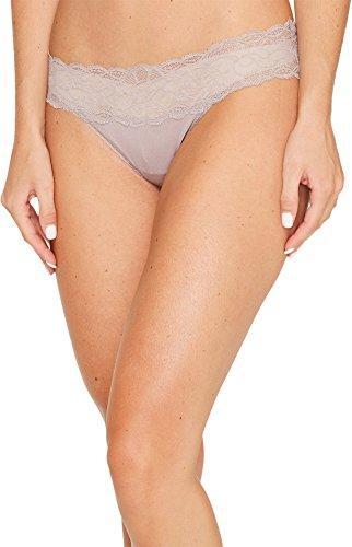 Calvin Lace Bikini (Calvin Klein Underwear Women's Seductive Comfort Lace Bikini Briefs, Violet Dust, Small)