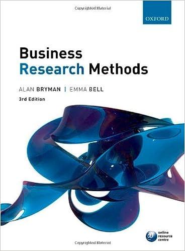 Methods bryman research pdf social