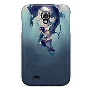 Mwaerke XCKlwJg8497iNSjR Case Cover Skin For Galaxy S4 (haku / Spirited Away / Studio Ghibli) by icecream design