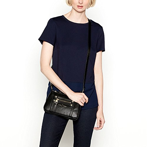 Cross Bag J Black Body Jasper Womens Detail Zip By Conran Wq0z10nwgU