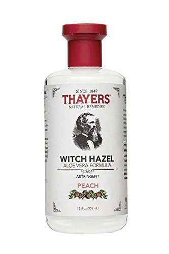 (Thayer's Peach Witch Hazel Astringent with Aloe Vera