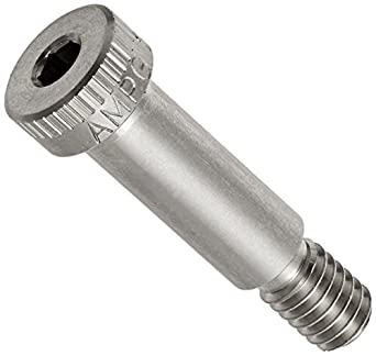 Hex Socket Drive Partially Threaded Plain Finish Pack of 1 Meets ASME B18.3 5//16 Shoulder Length #10-32 Threads Standard Tolerance Made in US, 18-8 Stainless Steel Shoulder Screw Socket Head Cap 1//4 Shoulder Diameter 1//4 Thread Length