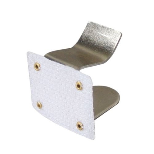 NAVA 24*2'' Stainless Steel Picnic Table Cloth Skirt Cover Clips Wedding Banquet by NAVA-Wedding Supplies