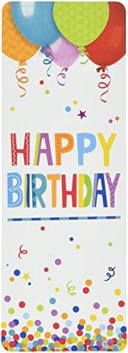 Creative Teaching Press Happy Birthday Bookmark (0749)