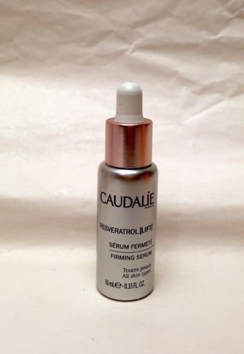 Caudalie Resveratrol Lift Firming Serum Mini 0 33 Fl Oz 10 Ml