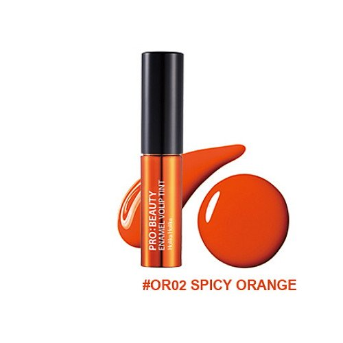 3-Pack-HOLIKA-HOLIKA-PRO-Beauty-Enamel-Volip-Tint-OR02-Spicy-Orange
