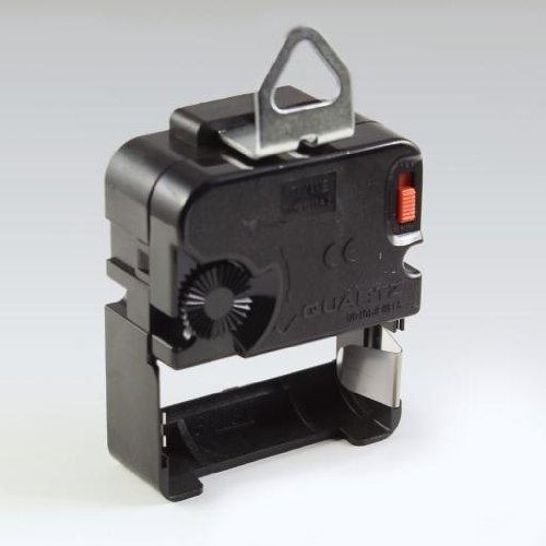 Standard ''C Battery'' Size Movement for Dials up to 1/4 in. thick (5 1/2 in. Black Hands)
