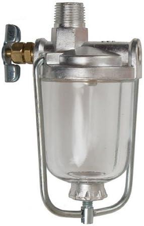 [DIAGRAM_38ZD]  Amazon.com: TISCO SEDIMENT BOWL FUEL FILTER Allis Chalmers 170 180 D-15  D-17 D-19 D-21 TractorWC WD-45 WF WD45: Garden & Outdoor | Sediment Bowl Fuel Filter |  | Amazon.com